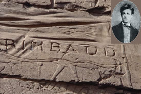 Graffiti in the Temples of Ancient Egypt