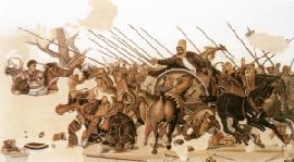 The Battle of Issus