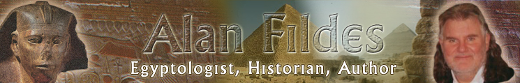 Alan Fildes, Egyptology & Alexander the Great